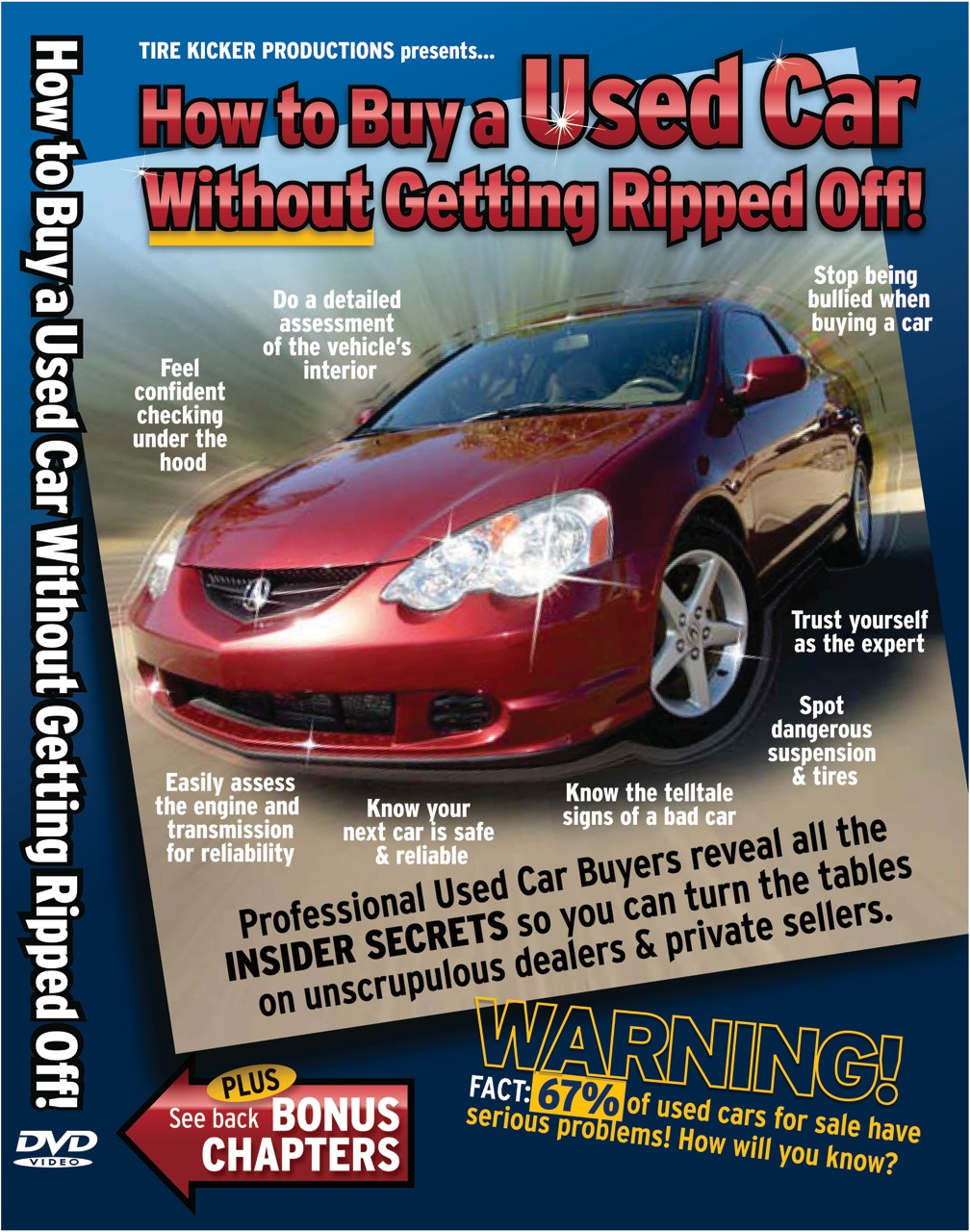 How to Buy a Used Car Without Getting Ripped Off!