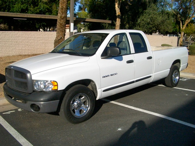 2004 Dodge Quad Cab