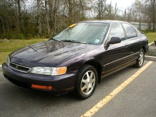 1997 Honda Accord SE