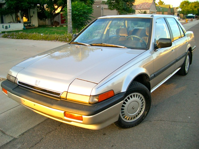 1988 honda accord lxi engine  1988  free engine image for