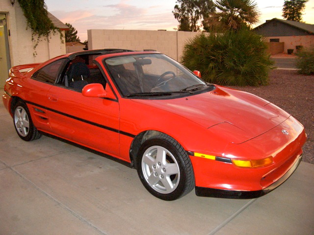 1993 Toyota MR2