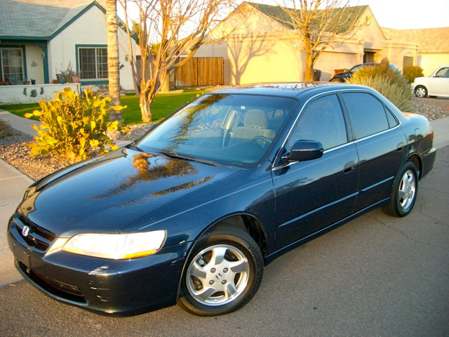 1999 Blue Accord LX